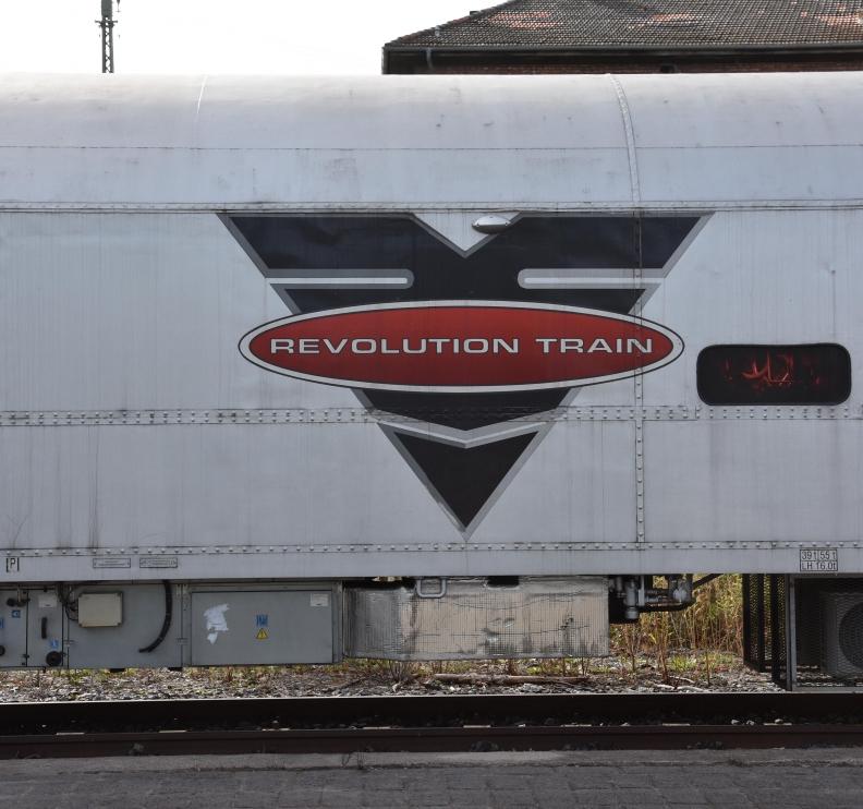 Revolution Train 2021