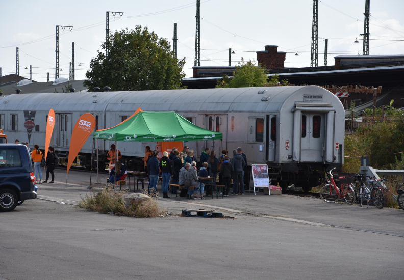 Revolution Train erst wieder für 2021 angekündigt