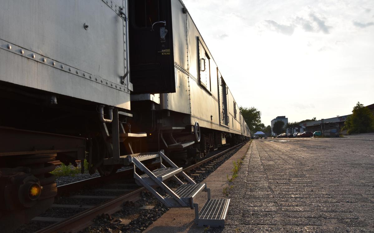 Revolution Train Erfurt 2018