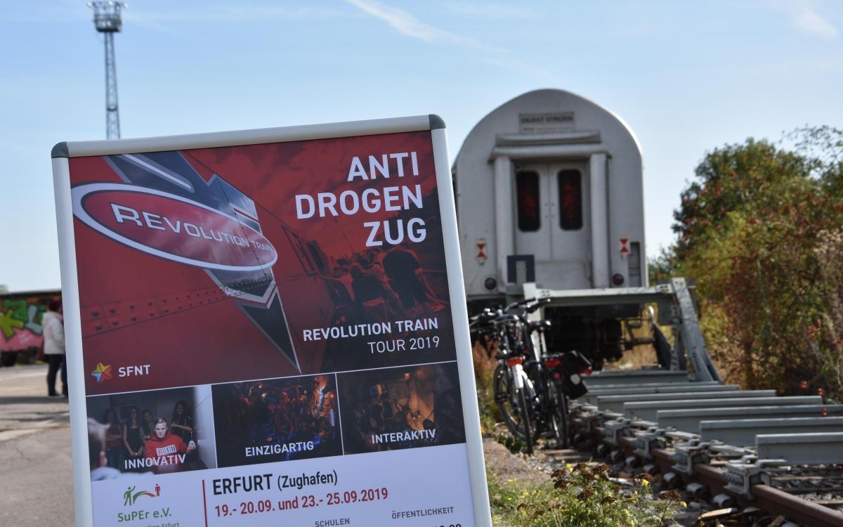 Revolution Train Erfurt 2019